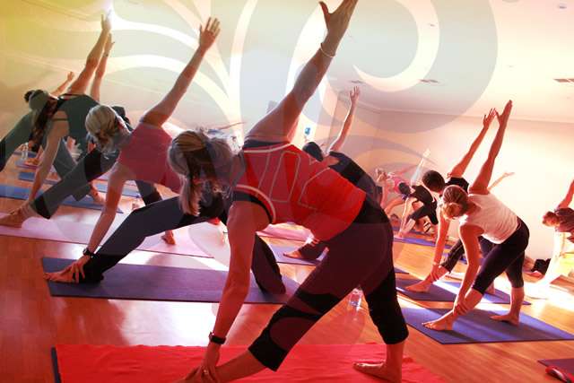 Book a Class at Live Love Yoga